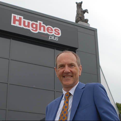 Hughes partners with Domestic and General