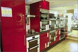 Dealer profile - Dacombes kitchens