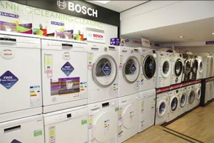 Dealer profile - Dacombes washing machines