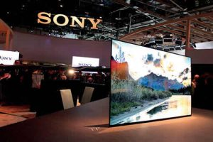 Sony OLED debut