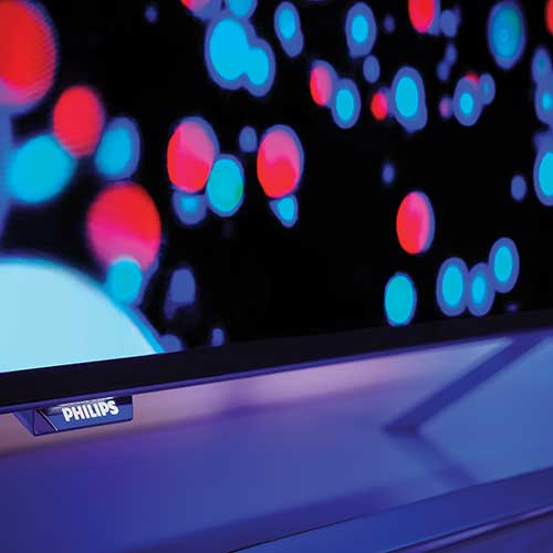 HOME ENTERTAINMENT TRENDS: Philips