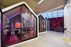 Sonos flagship store, New York