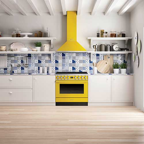 HOME APPLIANCE TRENDS: Smeg