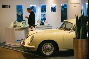 Indulgence Show 2016 added lifestyle elements such as cars