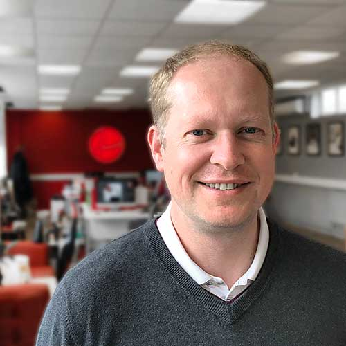 Hoover expands SDA team with new head of marketing