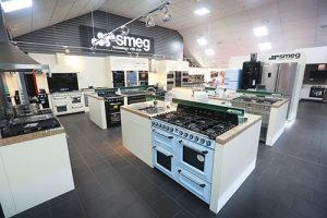The store's new Smeg Zone