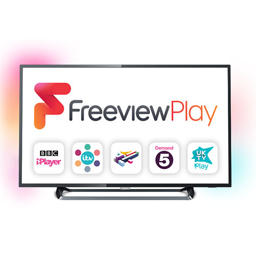 Freeview Play now available on Philips TVs