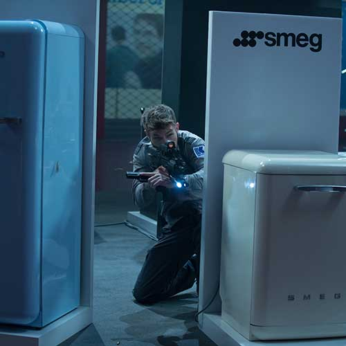 Smeg takes a bullet for Banderas in Hollywood blockbuster