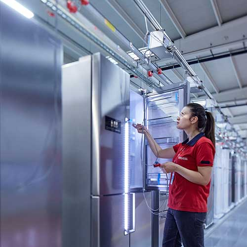 Vestel launches new safety initiative for cooling appliances