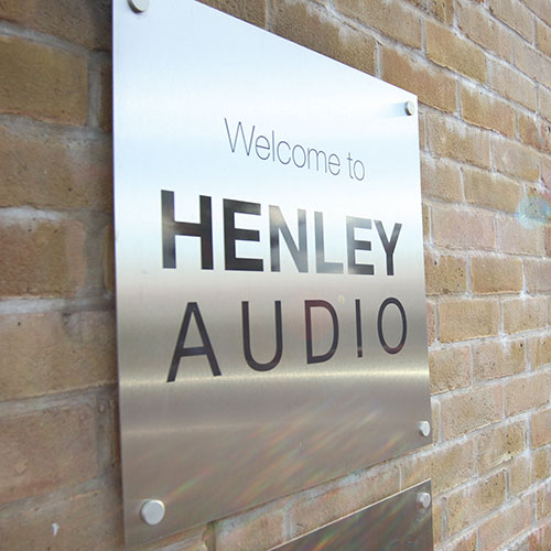 Henley Audio signs up three new brands