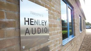 Henley Audio headquarters in Didcot