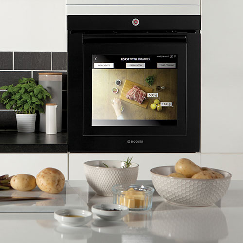 HOME APPLIANCE TRENDS: Hoover