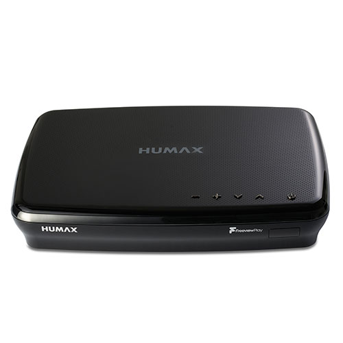 HOME ENTERTAINMENT TRENDS: Humax
