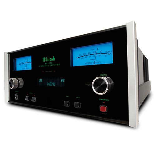 HOME ENTERTAINMENT TRENDS: McIntosh