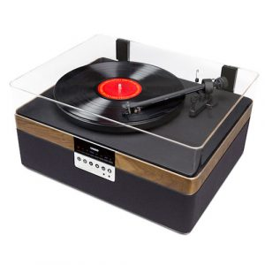 The +Record Player