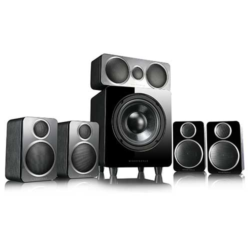 HOME ENTERTAINMENT TRENDS: Wharfedale
