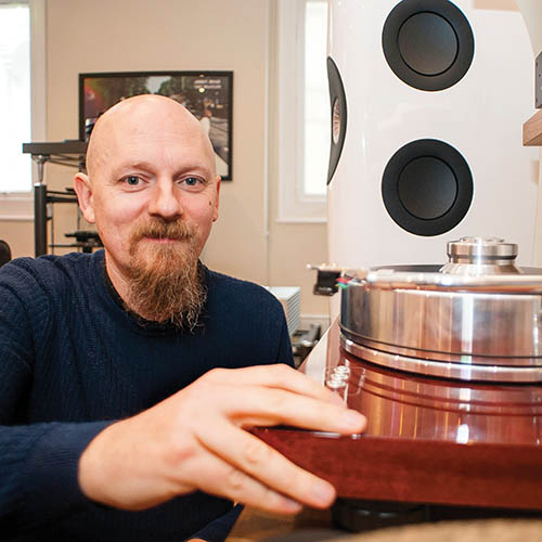 'The future of British hi-fi is independents'