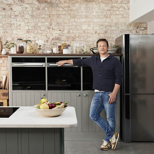 Hotpoint and Jamie Oliver campaign to reduce food waste