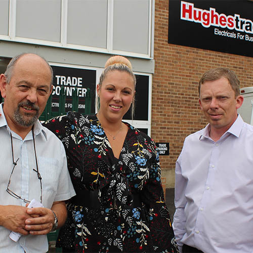 Hughes Trade reports record sales of £20m