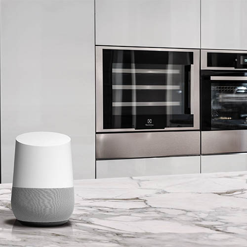 Hey Google – Electrolux and Hoover integrate voice into appliances