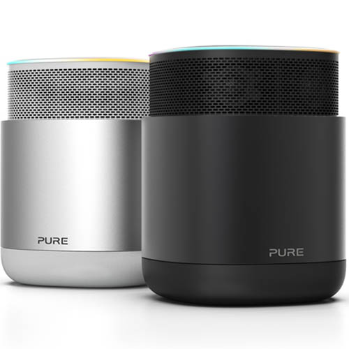 Pure launches first smart speaker