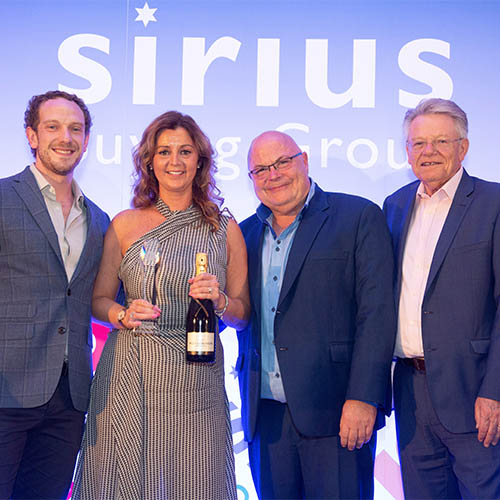 Hoover Candy crowned Sirius manufacturer of the year