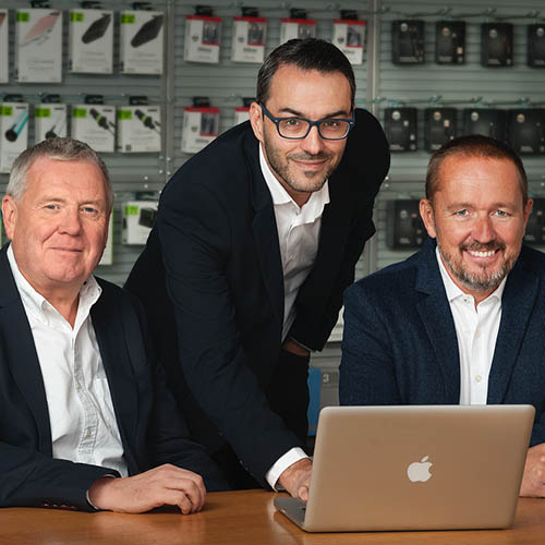 New Techlink management team to focus on indies