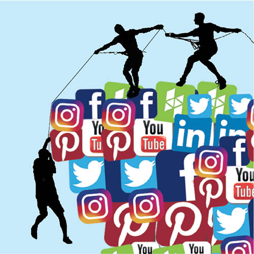 Time to get to grips with social media