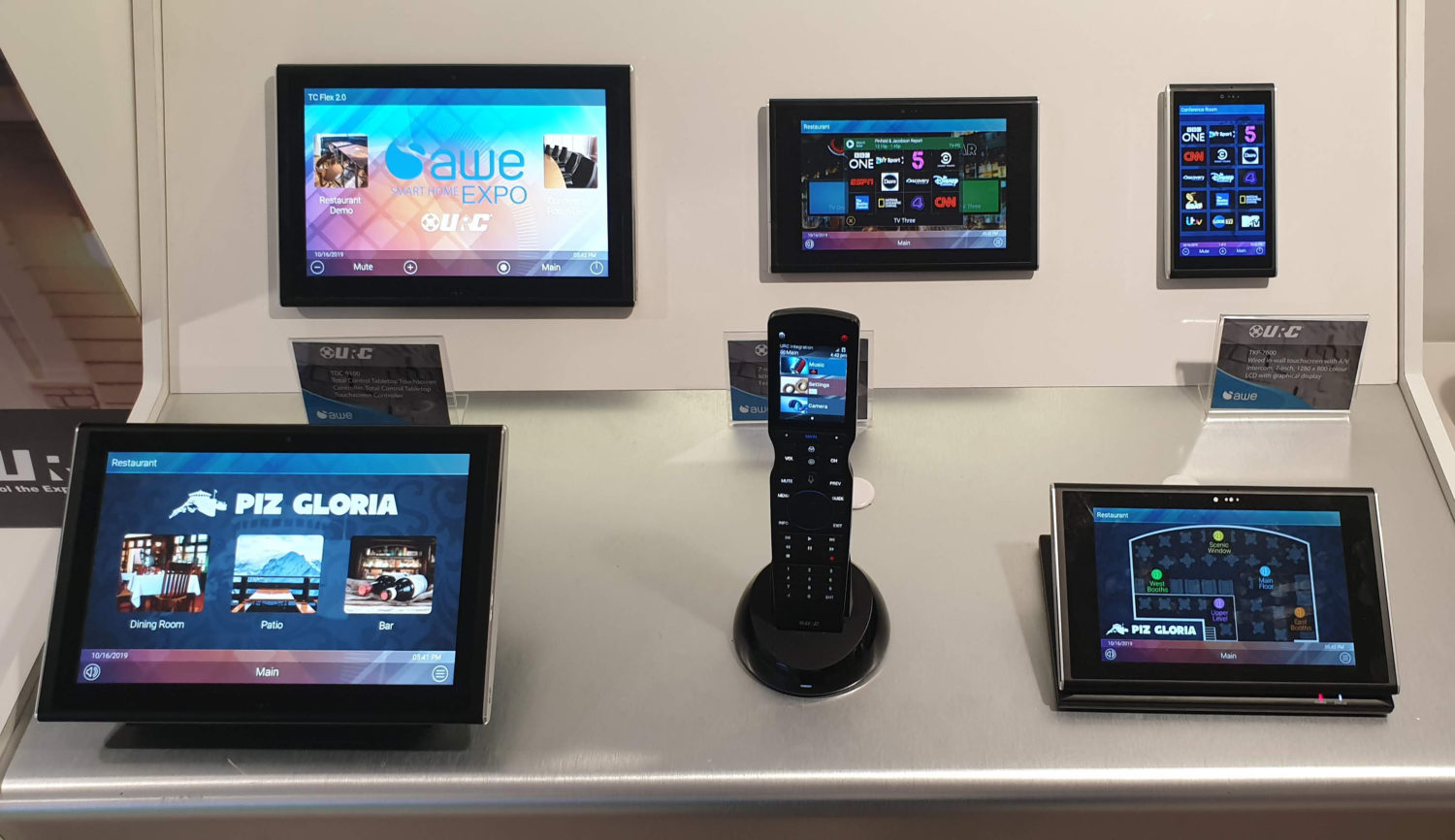All The Latest Tech On Display At The Awe Expo 2019 Ert