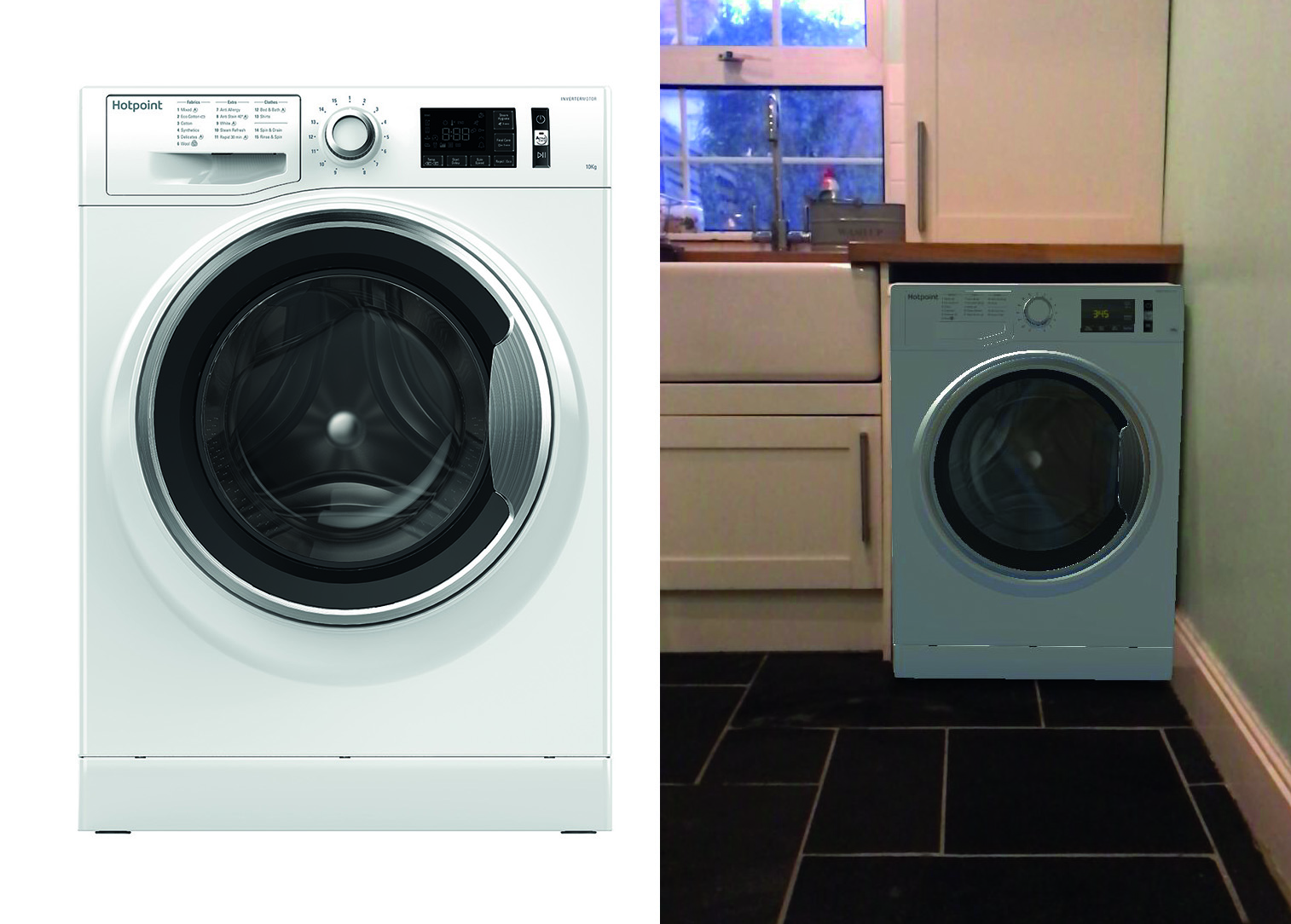 Hotpoint Appliances Available With Augmented Reality App Ert