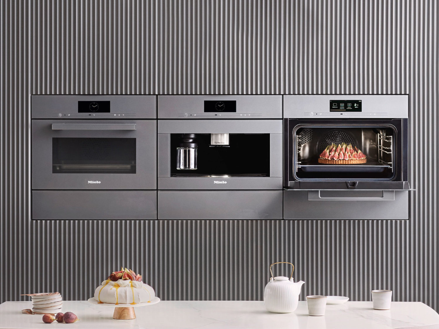 Miele Unveils Its Generation 7000 Series Ert